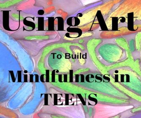 Mindfulness Meditation & Art Class