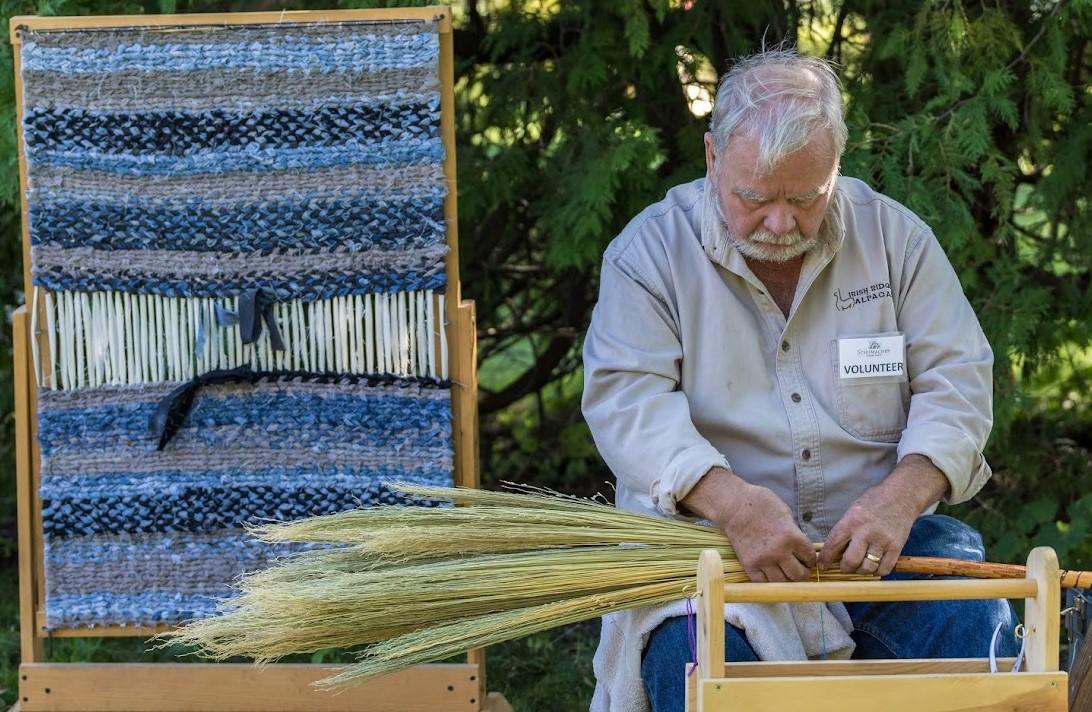 Broom Making Workshop